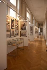 Exposition à la mairie du XXème