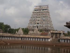 Chidambaram : Temple de Shiva