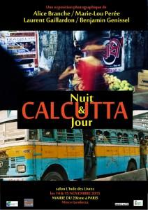 Calcutta nuit et jour