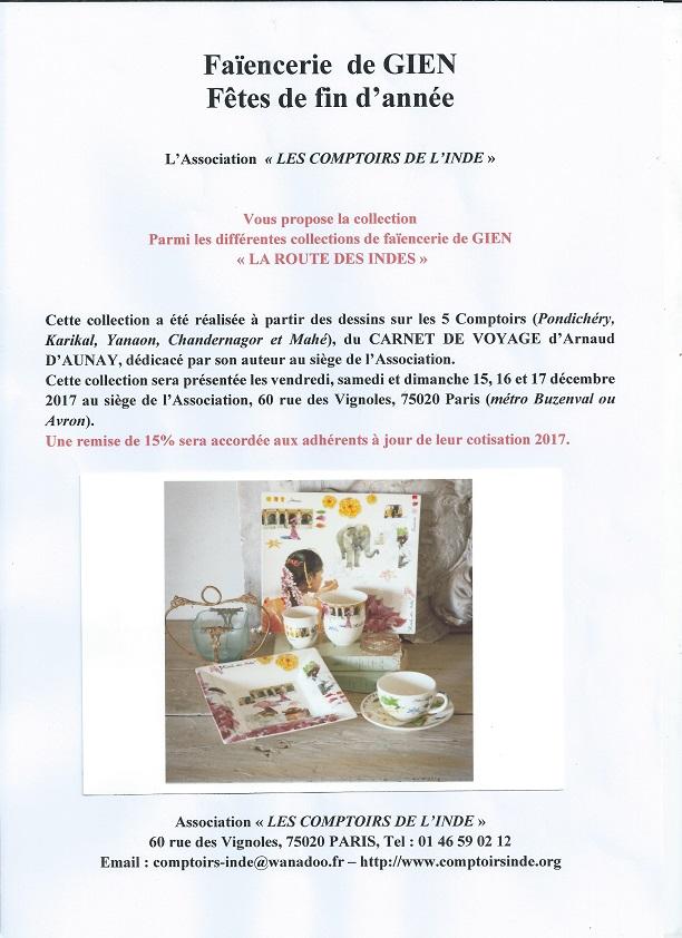 Décembre 2017 Association Les Comptoirs De Lindeassociation Les