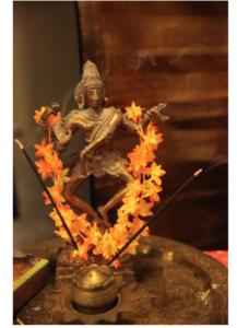 Anniversaire - Spectacle de Bharatanatyam @ salle Paroissiale