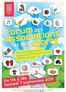 Forum des associations du 11ème arr de Paris